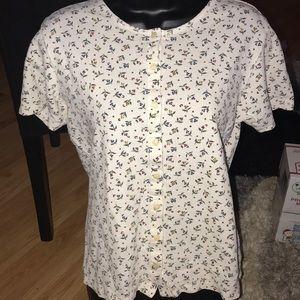 Eddie Bauer vintage shirt